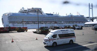 Twee met coronavirus besmette passagiers cruiseschip overleden
