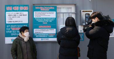 Liveblog | 284 nieuwe besmettingen met coronavirus in Zuid-Korea