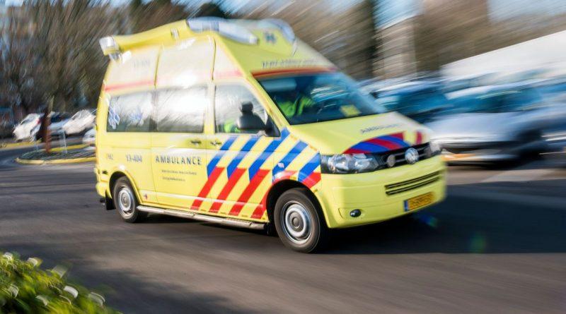 Eerste coronapatiënt in Nederland, in ziekenhuis Tilburg