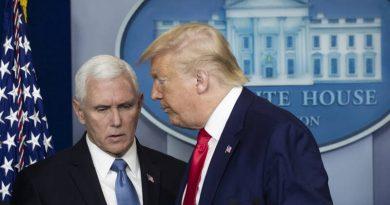 Eerste coronadode in de VS is een test voor president Trump