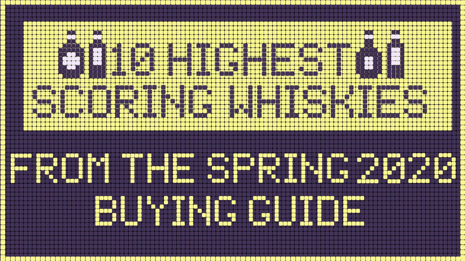 10 hoogst scorende whisky's in het voorjaar van 2020