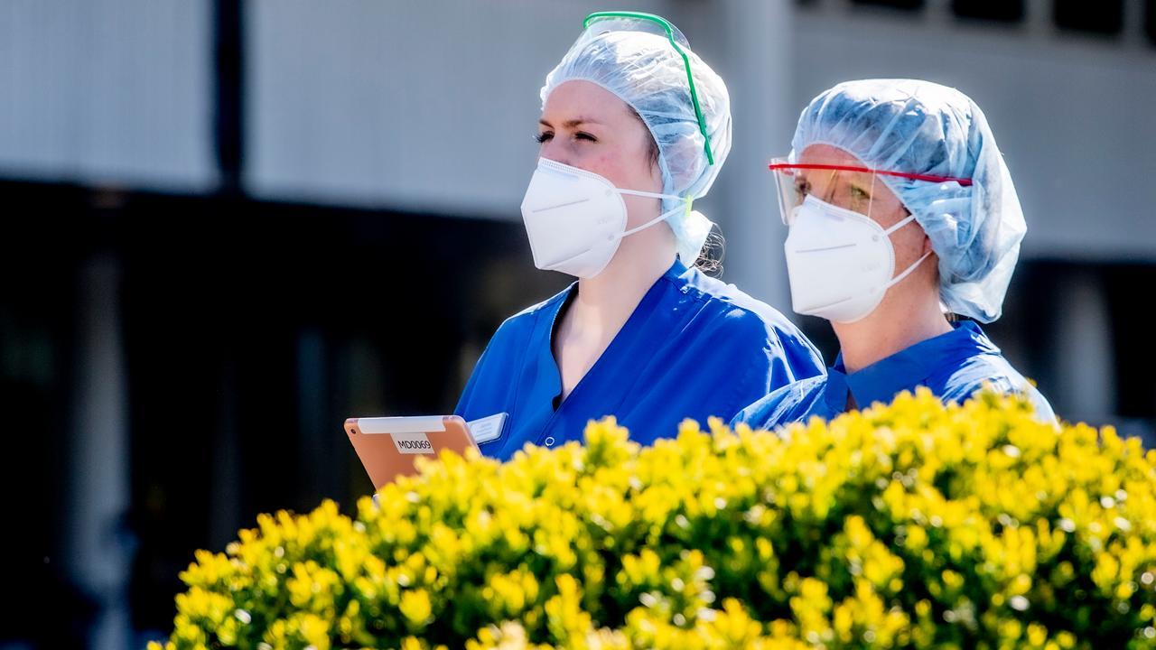 Minder nieuwe sterfgevallen (83) en ziekenhuisopnames (110) door coronavirus