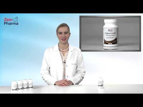 Griffonia 5-HTP natürlich pflanzlich bei Depressionen [HD]