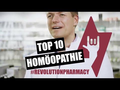 ✅ Die Top 10 der Homöopathie – natürlich gesund- Naturheilkunde mit YouTube- Apotheker Jan Reuter