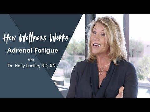 How Wellness Works   Adrenal Fatigue