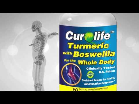 CurQLife with Boswellia