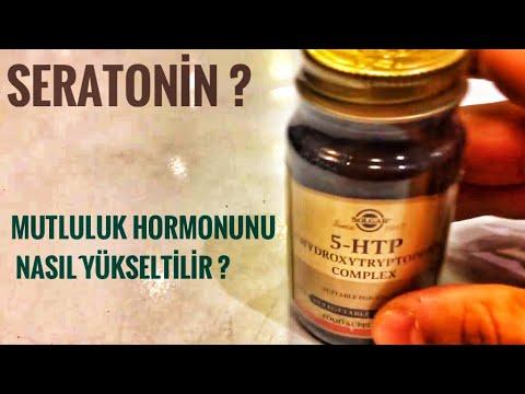 5 HTP Nedir? Serotonin Nedir? Mutluluk Hormonu Yükseltme? Solgar 5 HTP Supplement İncelemesi