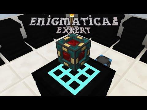 Enigmatica 2 Expert – CUBIC BORON NITRIDE [E73] (Modded Minecraft)