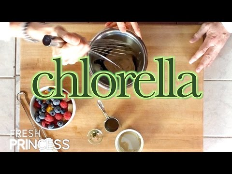 What is Chlorella Anyway?  |  Fresh P