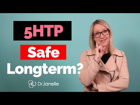 5-htp long term use: is it safe?