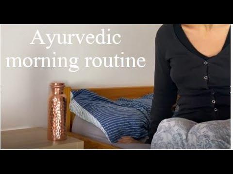 Ayurvedic morning routine rituals – how to kickstart your day the Ayurvedic way