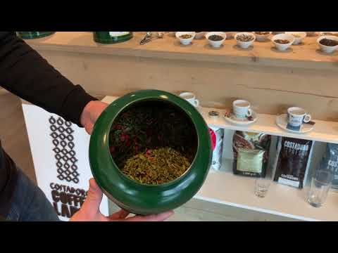 Groene thee kopen? Koffie Loods meer dan 150 soorten losse thee