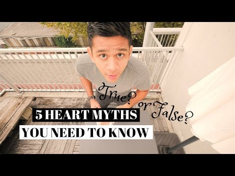 5 Heart Myths You Need To Know