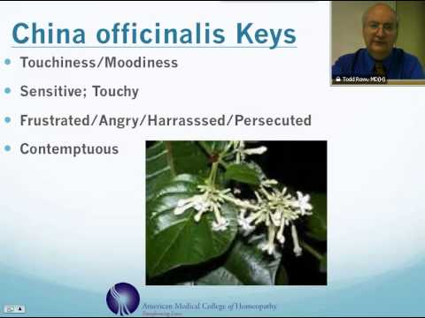 China Officinalis: Homeopathic Medicine -Tips For Beginners