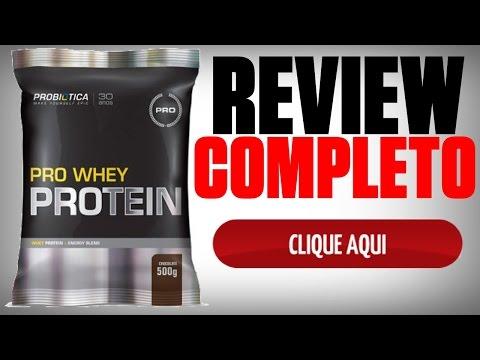 Resenha: Pro Whey Protein Probiótica