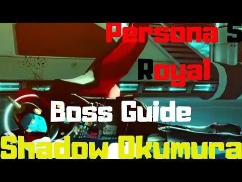 Persona 5 Royal – New Shadow Okumura Boss Guide