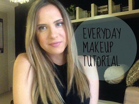 Everyday Summer Makeup Tutorial- Το καθημερινό μου μακιγιάζ!