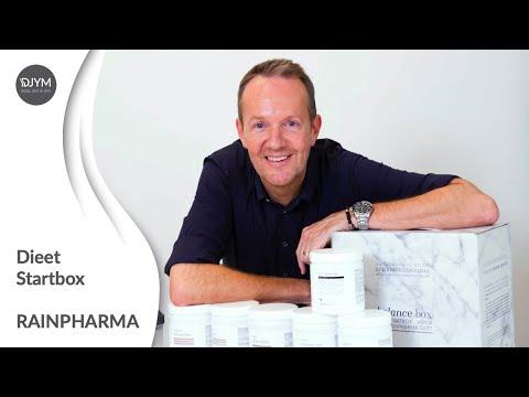 Rainpharma Dieet – de Balance Box