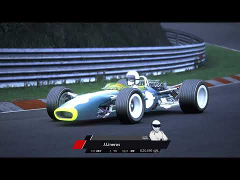 Time Attack, Lotus 49 Vs Green Hell
