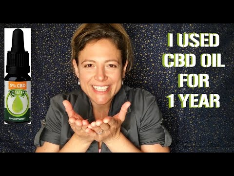 I Used CBD Oil for 1 Year – And THIS Happened  | Honest Review