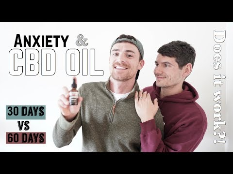 CBD OIL BENEFITS & REVIEW |  DOES CBD OIL WORK | ANXIETY DEPRESSION PAIN | PJ & THOMAS