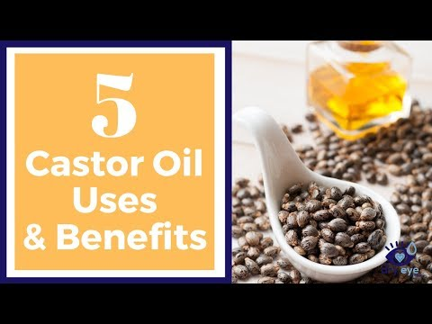 5 Castor Oil Uses and Benefits [DON'T DO THIS WITH CASTOR OIL]