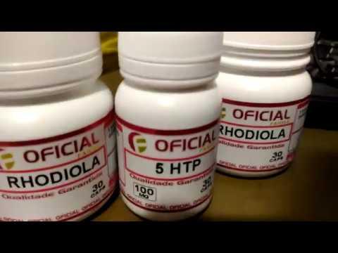 RHODIOLA ROSEA E 5 HTP – NOVAS COMPRAS NA OFICIALFARMA