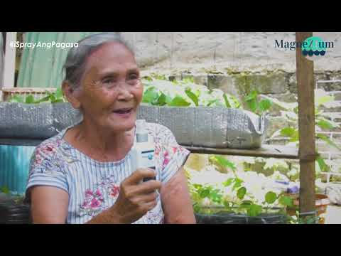 Zenona Arevalo  (Caloocan City) Talks About MagneZIum ® NATURALLY PURE MAGNESIUM OIL
