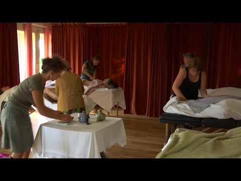 Formation aux soins de chaleur et  aromathérapie