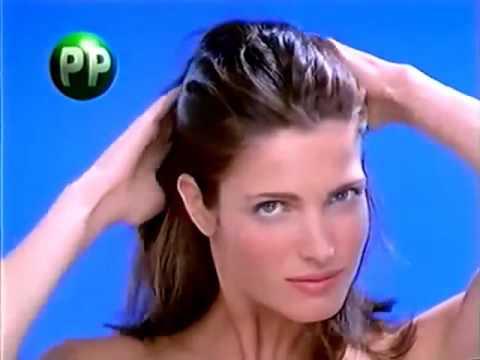 L'Oréal ElVital MultiVitamine Shampoo Werbung Stephanie Seymour 1994
