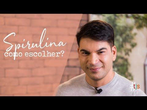 SPIRULINA: COMO ESCOLHER UMA SPIRULINA DE QUALIDADE |  DR LUCIANO BRUNO