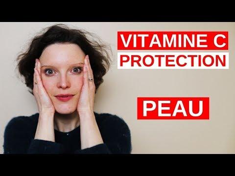 VITAMINE C | PROTECTION SUPRÊME CONTRE LES AGRESSIONS DE LA PEAU