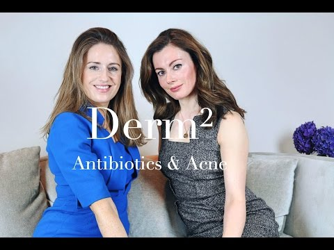 Antibiotics & Acne – What's the fuss about? | #DERMSquared | Dr Sam in The City