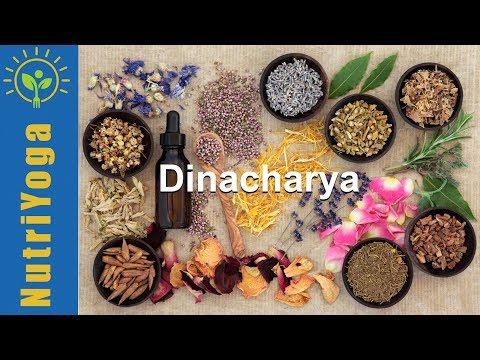 Rotina Diária do Ayurveda – Dinacharya