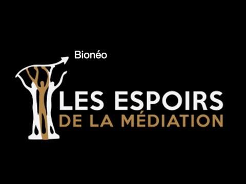 Espoir de la médiation 2017 : Bionéo ( Suisse )