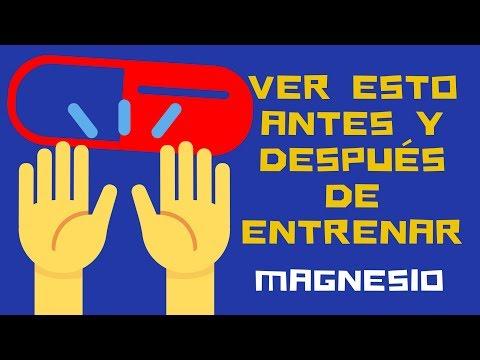🔵💊 Magnesiumchloride: hoe magnesium in te nemen en waarvoor het dient