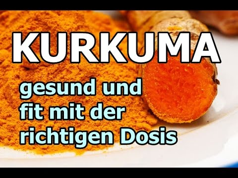 TURMERIC – GEZOND en FIT met de optimale DOSIS !!!