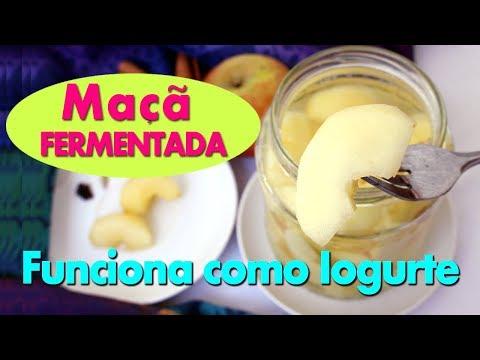 Probiotische gefermenteerde appel | Zoals Yakult en Yoghurt | NUL SUIKER