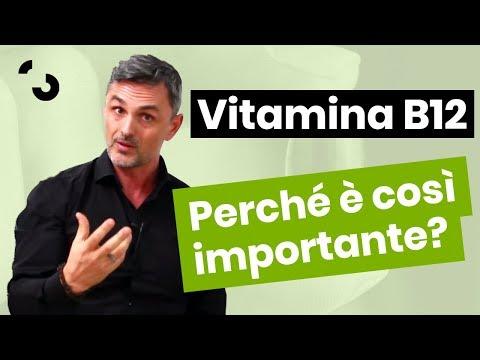 Vitamina B12: perché è importante e dove si trova? | Filippo Ongaro