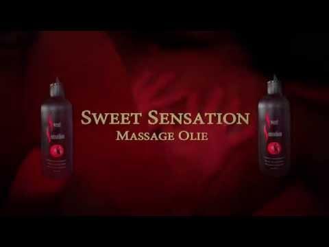 Sweet Sensation Massage Olie