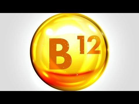 Ce legatura are vitamina B12 cu varul de pe pereti?
