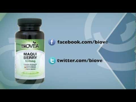 Le plus d'Antioxydants: Baies de Maqui