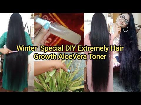 Triple Hair Growth Winter special Aloevera Hair Toner   Reduce Hairfall, Dandruff & SplitEnds  