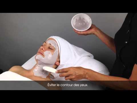 Masque Hydratant à la Vitamine C   CF64