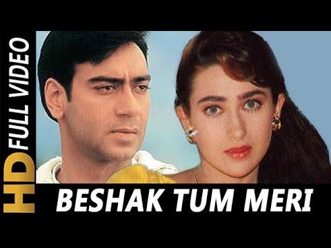 Beshak Tum Meri Mohabbat Ho   Kumar Sanu, Alka Yagnik, Kavita Krishnamurthy   Sangram 1993 Songs