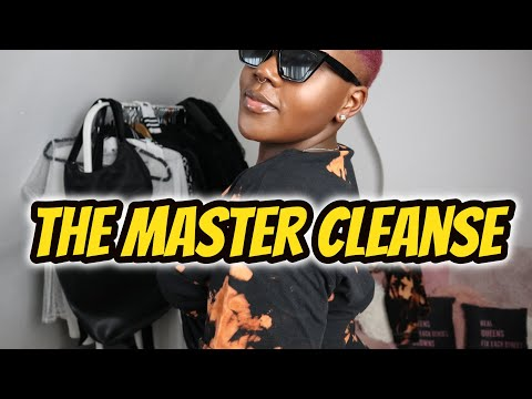 The Master Cleanse │♥ HMLC