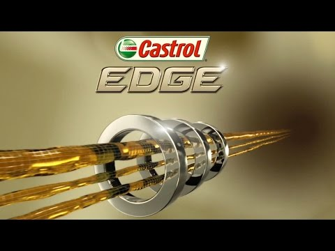 ADVERTISING PROMOTION: Castrol Edge – why does an oil need to be strong?
