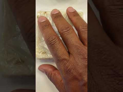 Healthy Aging Ashwaghanda and Lavender Soap // Stress Hormone (Cortisol) Decrease  // Free Exfoliati
