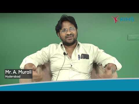 Mr. A. Murali's Testimonial :: Acetabular Fracture Fixation :: Dr. Srinivas Kasha