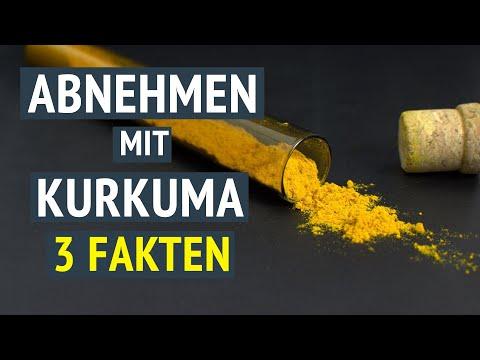 Abnehmen mit Kurkuma – Diese 3 Fakten solltest du defintiv kennen